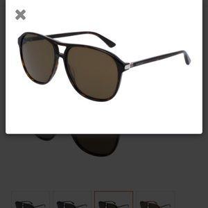 Gucci GG0016S Sunglasses